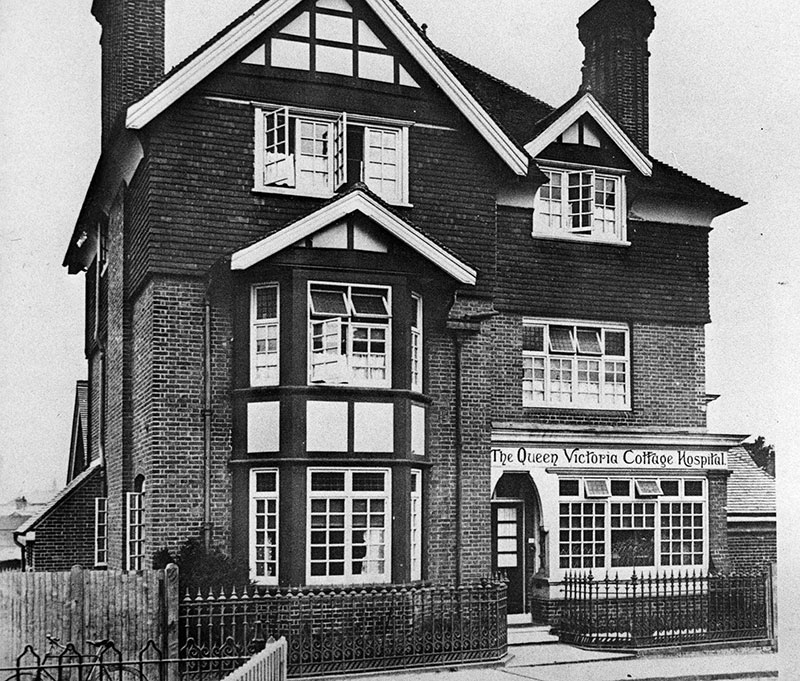A Hospital for East Grinstead | East Grinstead Museum