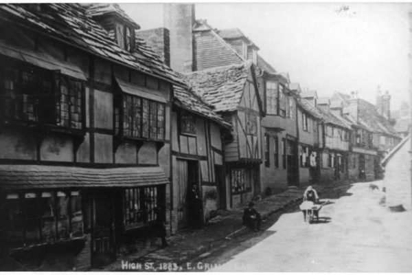 East Grinstead Museum - Behind Middle Row on the High Street