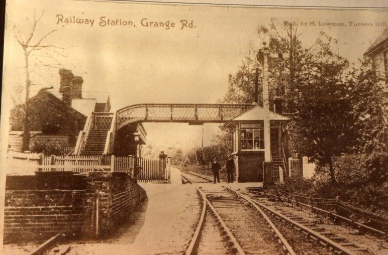 East Grinstead Museum – Grange Road Railway Station