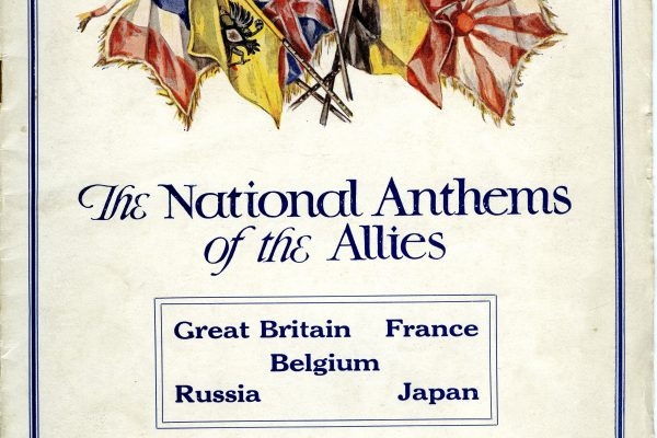 East Grinstead Museum - The National Anthems of the Allies