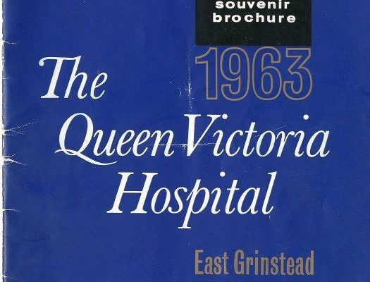 Eats Grinstead Museum - The Queen Victoria Hospital Centenary souvenir brochure
