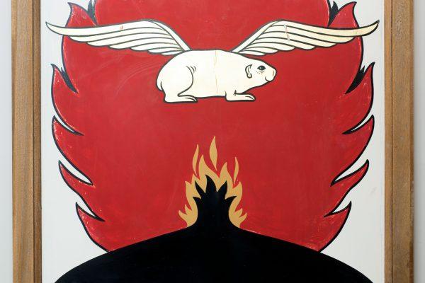 Guinea Pig Pub Sign - East Grinstead Museum