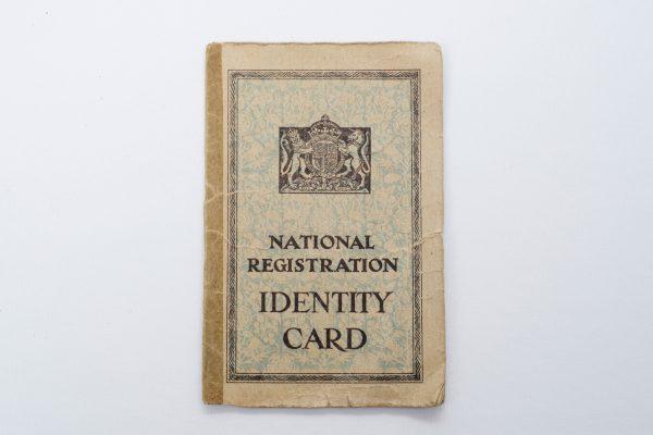 Identity Card - East grinstead Museum