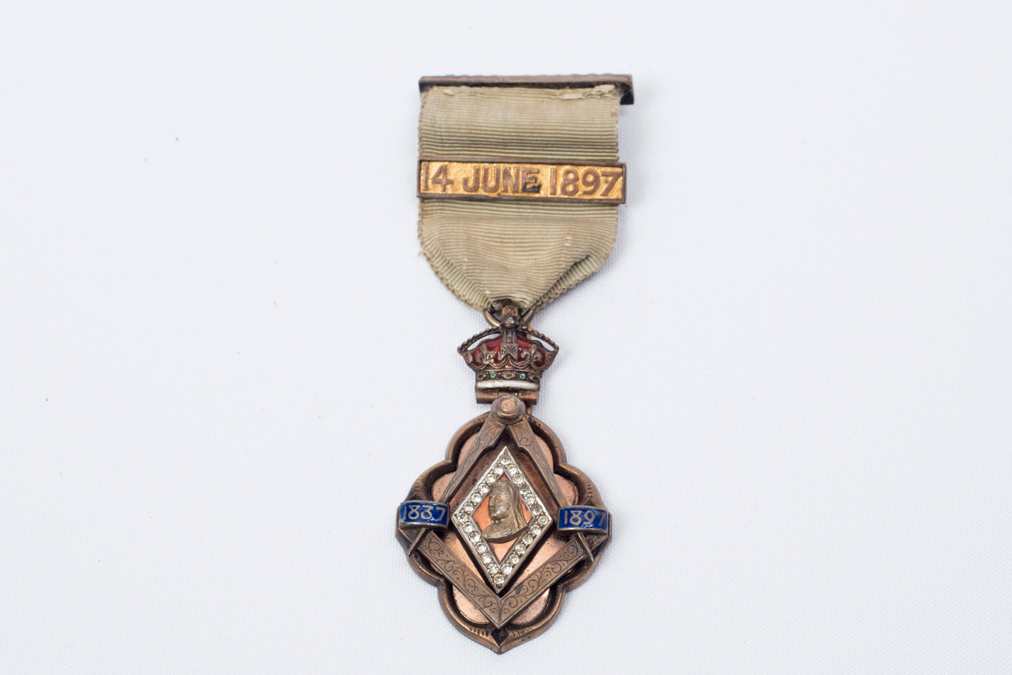Diamond Jubilee Medal – East Grinstead Museum