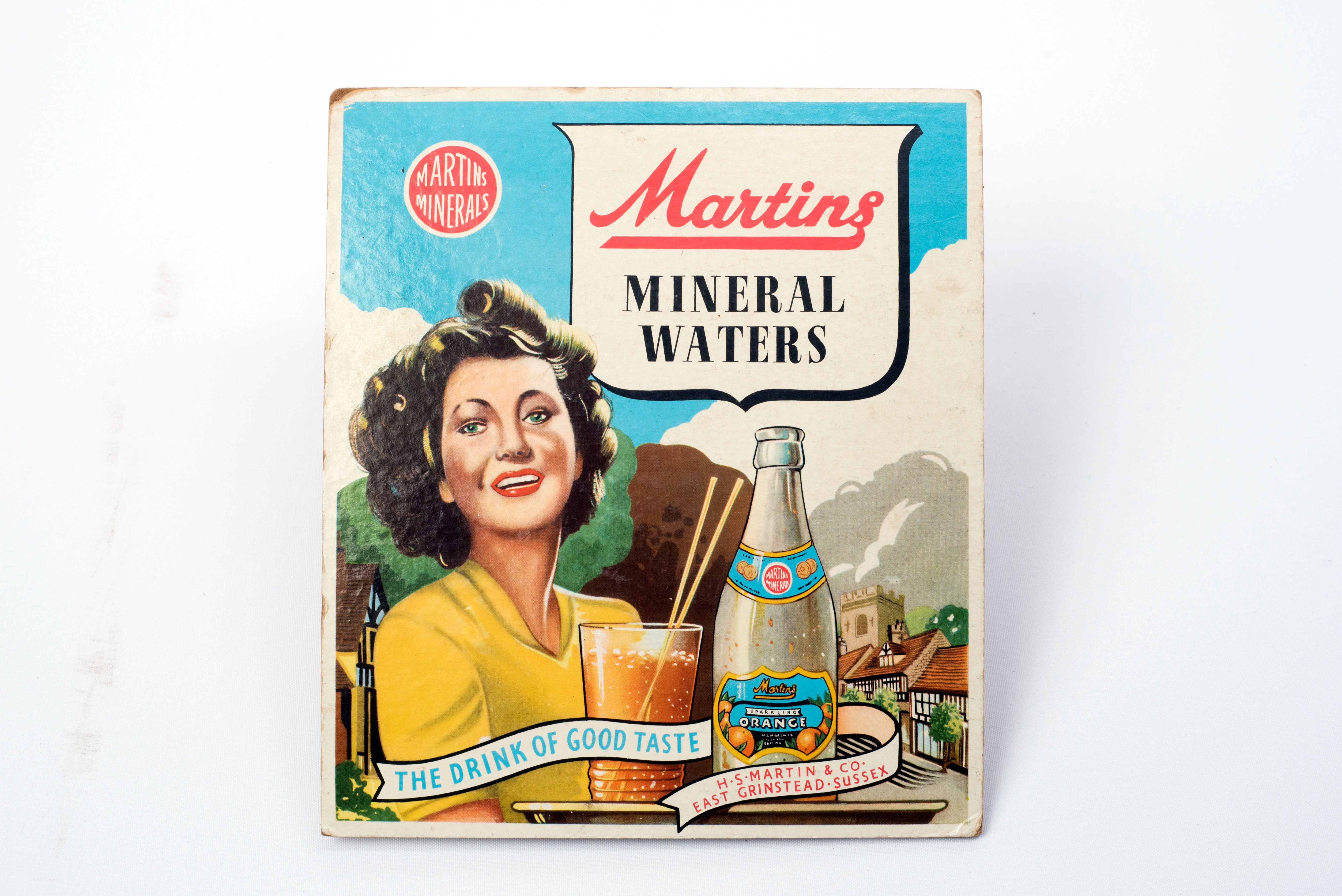 Martins Mineral Waters – East Grinstead Museum