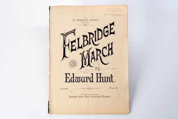 Felbridge March Edward Hunt