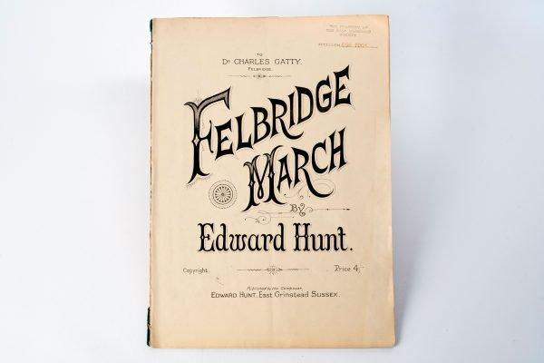Felbridge March Edward Hunt