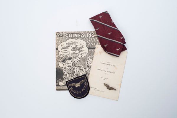 Pin Badge Tie Blazer Badge And Magazine