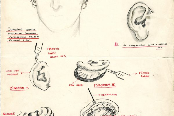 Mollie Lentaigne Drawings- East Grinstead Museum