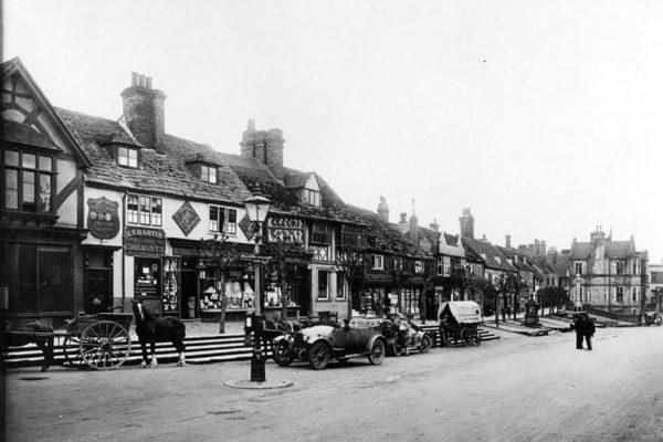 East Grinstead History